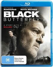 Black Butterfly (Blu-ray, 2017)