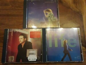 3x CD Simply Red