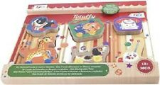 FISHER PRICE HERITAGE WOODEN ANIMAL PUZZLE BRAND NEW & SEALED