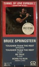 Bruce Springsteen - Tougher Than The Rest - CD, Single, Mini - Japan - SEALED