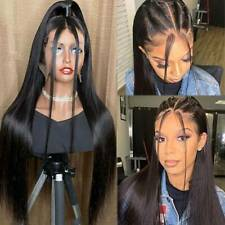 Trendy 100% Glueless Malaysian Human Hair Lace Front Wigs Pre Plucked 360 Wig Cn