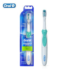 Oral B Electric Toothbrush Cross Action Power Dual Clean Teeth Whitening