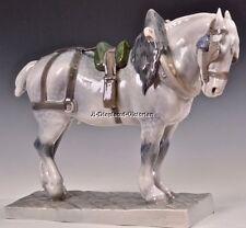 Royal Copenhagen PERCHERON Draft HORSE R471 Figurine HTF Mint Condition