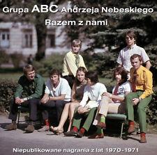 """Grupa Abc Andrzeja Nebeskiego:  """"Razem Z Nami""""  (CD)"""