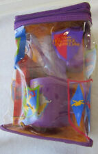 NEW Disney THE HUNCHBACK of NOTRE DAME FESTIVAL FUN TRAVEL TOTE TOILETRIES BAG++