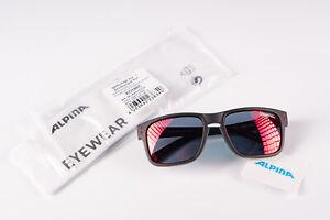 Alpina Kosmic Outdoor Sport Black Matt Sports Glasses Sunglasses Goggles NIB