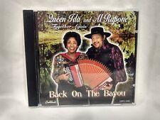Queen Ida And Al Rapone Together Again Back On The Bayou                  cd5709