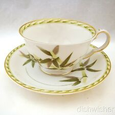 Aladdin BAMBOO Occupied Japan Cup & Saucer Set(s) EXCELLENT