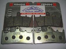 PASTILLA DE FRENO FERODO DELANTEROS KAWASAKI 1200 ZRX, R, S 01 > 873P