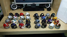 32 NFL TEAM FOOTBALL MINI HELMET pocket helmet