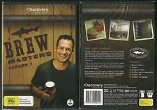BREW MASTERS SEASON ONE DISCOVERY CHANNEL TV SERIES NEW 2 DISC SET