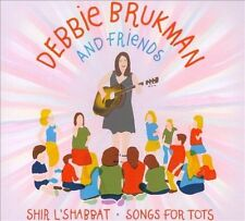 Songs for Tots by Debbie Brukman (CD)