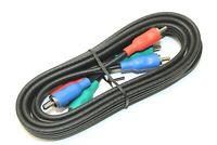 Original Philips Component Video RCA Cable Cord for TV DVD VCR