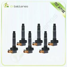 6PCS New Ignition Coils for LINCOLN MKT FORD F-150 FLEX TAURUS EXPEDITION UF646