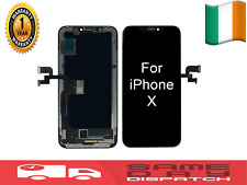 For iPhone X OLED Screen Replacement LCD Display Assembly Touch Digitizer black