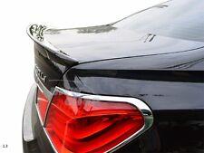 Carbon BMW F01 F02 Trunk Lip Spoiler A Type Sedan 740i 750Li 760Li 2009-2015