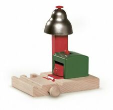 BRIO Magnetic Bell Signal for Train Set