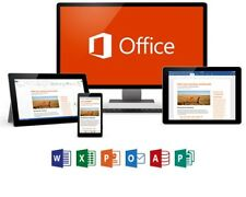 Microsoft Office 365 LIFETIME License - 5 Users for Windows, Mac, and Mobile