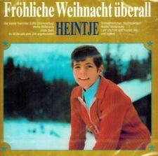 MUSIK-CD NEU/OVP - Heintje - Fröhlich Weihnacht überall