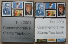2001 US Commemorative Stamp Yearbook SEALED