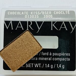 Mary Kay Mineral Eye Color Chocolate Kiss 013035 Full Size New Discontinued