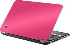HOT PINK Vinyl Lid Skin Cover Decal fits HP Pavilion G6 1000 Laptop