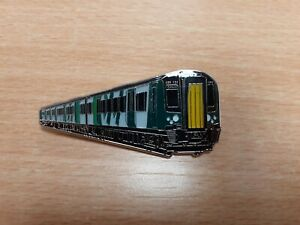 London North Western Railway Class 350 Train Badge