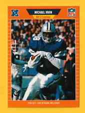 1989 Pro Set RC Michael Irvin Dallas Cowboys #89 (KCR)