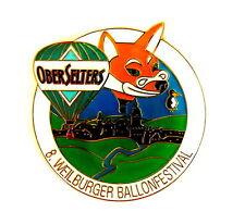 "BALLON ""SPECIAL SHAPE"" Pin / Pins - WEILBURGER BALLONFESTIVAL [3841]"