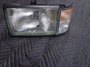 1996 Isuzu Trooper Driver Headlight Parking Light Acura SLX Left OEM 94 95 96 97