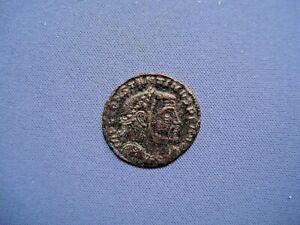 310-324 AD Roman Empire - Constantine I - AE  AE Follis - 8895