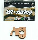 Wltoys RC motor mount Fits 144001 124019 124018 Part 1303 Ships FREE From IL. US
