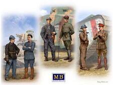 Master Box 1/35 Tankmen of WWI Era # 35134