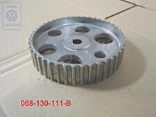 Genuine Volkswagen Toothed Belt Pulley NOS Dasher Jetta Passat 068130111B
