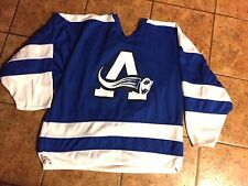 Angry Clock Adult Large Hockey Jersey