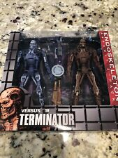 MIP NECA TERMINATOR ENDOSKELETON Assault 2 Pack Action Figures