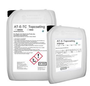Topcoat AT-E-TC für Bootsbau Unterwasser,Überwasser,10kg  extremer Schichtaufbau