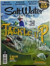 Salt Water Sportsman October 2017 Tackle Up Go To Lure New Gear FREE SHIPPING sb