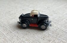 1988 Galoob Micro Machines Black Ford Roadster