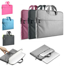 "Notebook Laptop Sleeve Carry Case Bag Handbag For Mac MacBook Air Pro 13"" 15"""