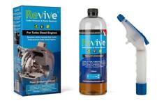 Revive Diesel Turbo Cleaner Starter Kit Turbo Cleaner & Power Restorer 750ml