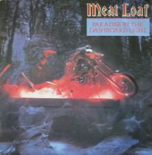 """MEAT LOAF - PARADISE BY THE DASHBOARD LIGHT  -  VINYL 7"""" - 45 RPM"""