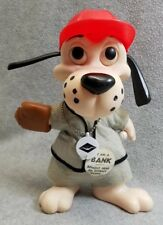 Vintage Roy Des Of Fla. 1968 Dog Baseball Coin Bank Collectible Toy 9""