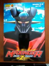 mazinger z edicion impacto dvd box vol 2  3 dvds
