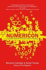 Numericon: The Hidden Lives of Numbers, Thomas, Rachel, Freiberger, Marianne