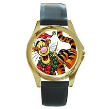 TIGGER WINNIE THE POOH GOLD-TONE WATCH 3 OTHER STYLES SPORTS, CHARM, SILVER-TONE