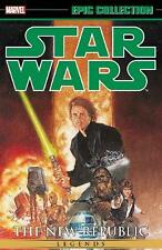 Star Wars Legends Epic Collection: The New Republic Vol. 5 by Comics Marvel (Eng