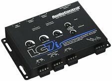 AUDIO CONTROL LC7i / 6 CHANNEL LINE OUT CONVERTER w/ AccuBASS - BLACK  **NEW**