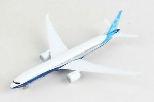Daron Realtoy BOEING 777X Single Plane Diecast. New