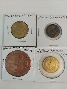 World Museum of Mining Butte MT; Emblem of Merit; History Channel; Holland Ameri